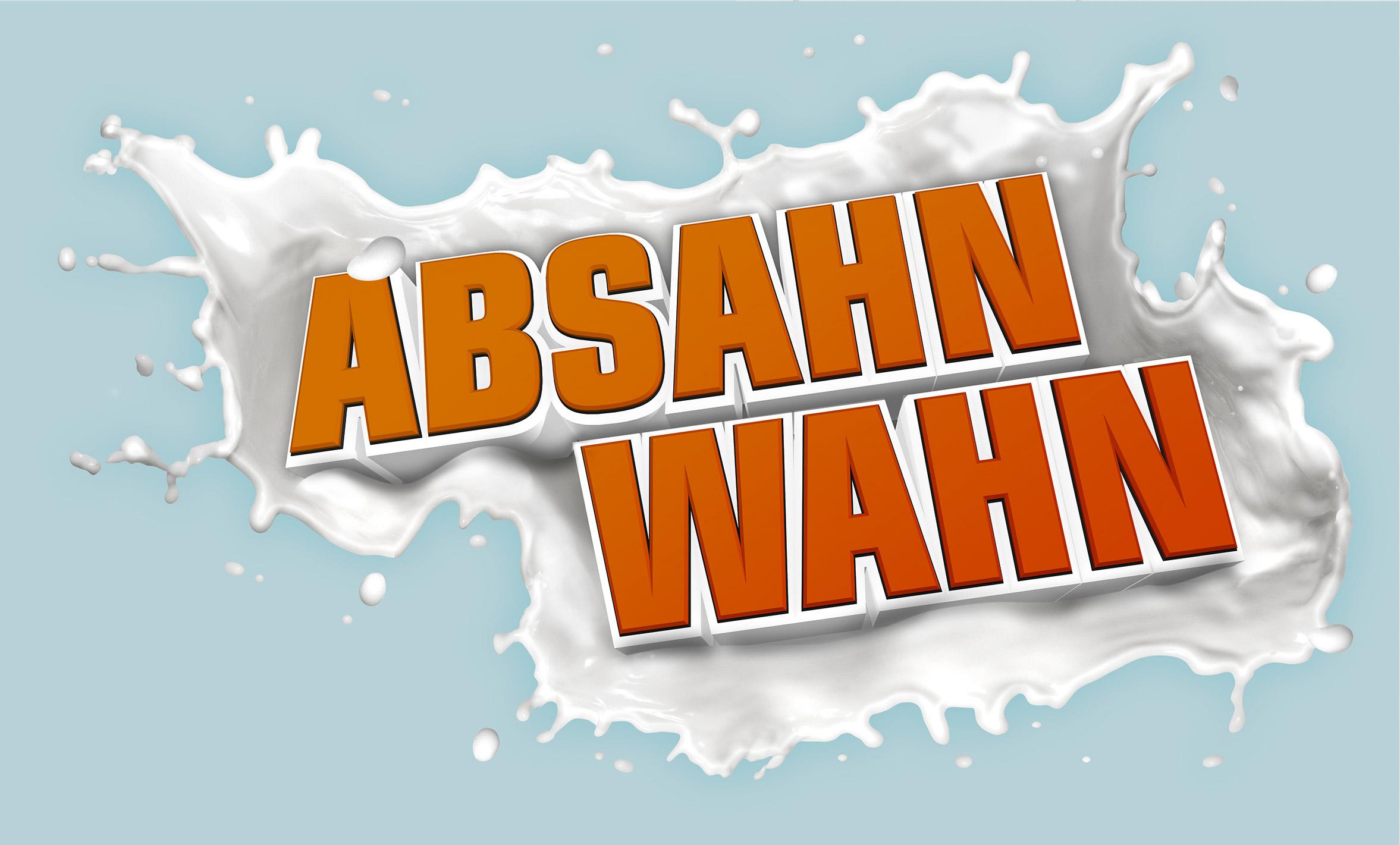 CGI Rendering 3d Saturn Typo Logo Absahnwahn Splash Sahne Idris Kolodziej