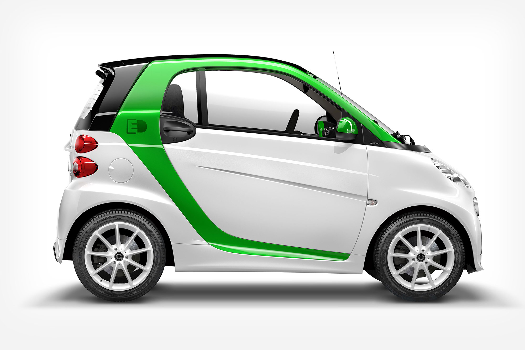 CGI Rendering 3d Smart Fortwo Electric Drive Tansportation Auto Studio Seite Idris Kolodziej